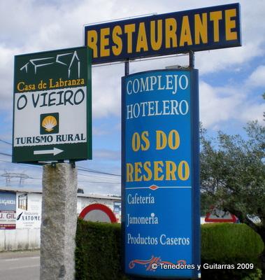 Restaurante Os de Resedo