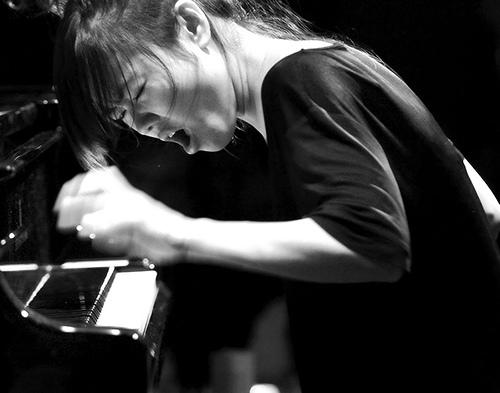 Hiromi Uehara jazz pianistak zabalduko du gaurko saioa