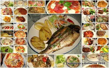 comer en Malta