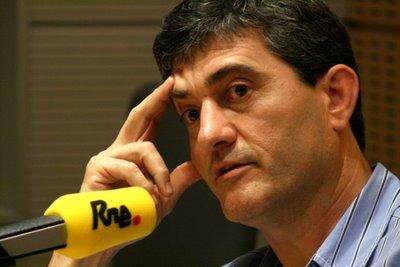 El autor Guillermo Fesser
