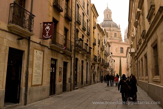 Comer en Salamanca